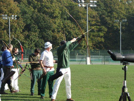 archery instinctive shooting